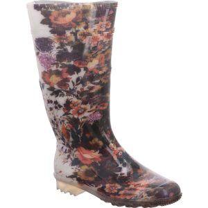 G&G Footwear <br>Damen Regenstiefel FLOWER <br>717-99-61-01