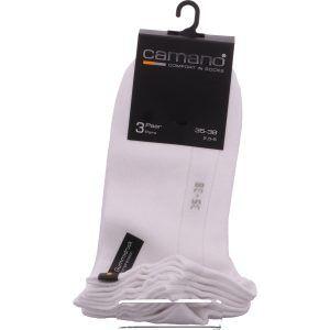 Camano® <br> SOFT SNEAKER, 3 PAAR <br>963-80-01-02