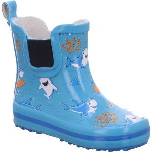 Alois Beck® <br>Regenstiefel LITTLE SHARKS <br>727-10-02-02