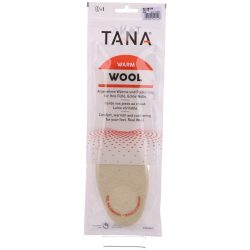 Tana® Wollsohle WOOL